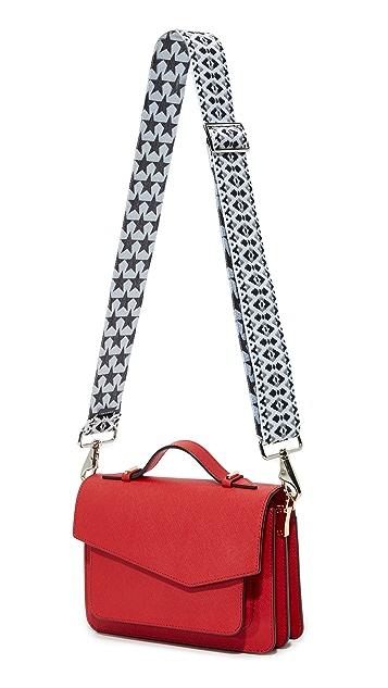 Carrie'd NYC Roxy Adjustable Guitar Handbag Strap