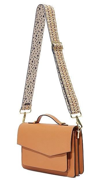 Carrie'd NYC Carla Adjustable Guitar Handbag Strap