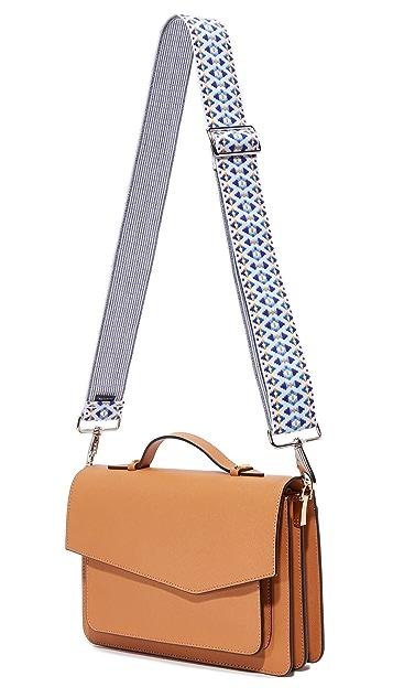 Carrie'd NYC Brooklyn Adjustable Guitar Handbag Strap