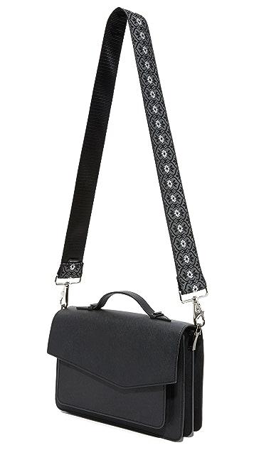 Carrie'd NYC Miriam Guitar Handbag Strap