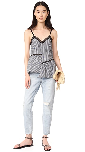 Cloth and Steel Edie Tank