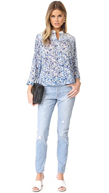 Cloth and Steel Franny Blouse