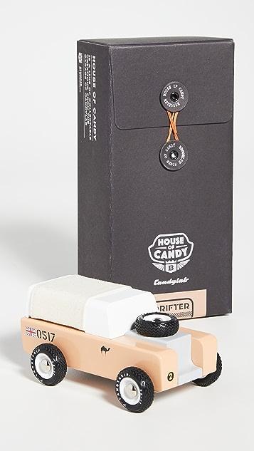 Candylab Toys Drifter Sahara Car
