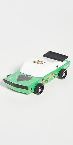 Candylab Toys - Blackjack Vintage Race Car