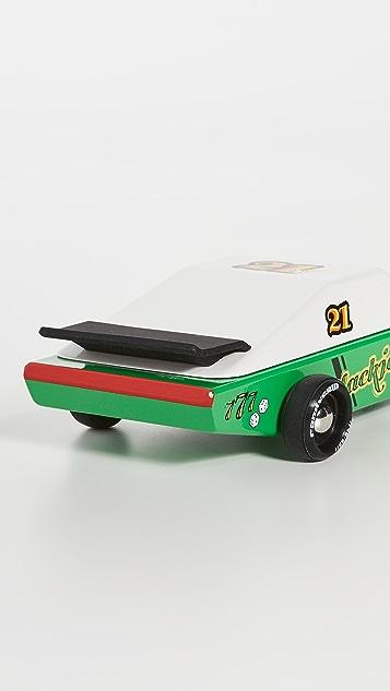 Candylab Toys Blackjack Vintage Race Car