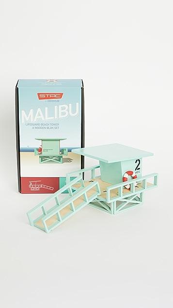 Candylab Toys Malibu Lifeguard Tower