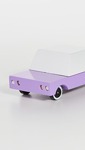 Candylab Toys B. Berry Pastel Suburban Commuter Sedan