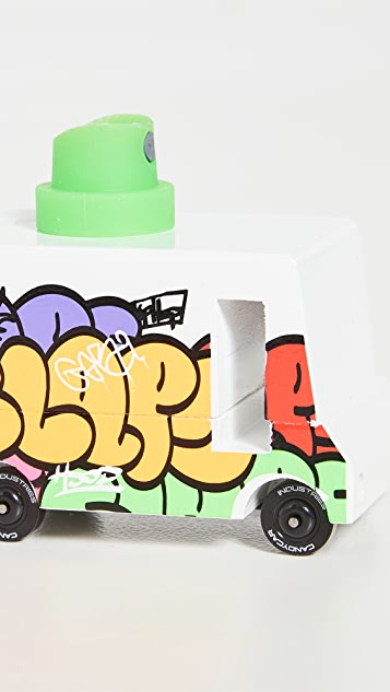 Candylab Toys Graffiti Van