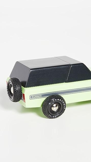 Candylab Toys Runner SUV