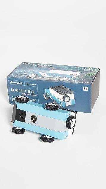 Candylab Toys Drifter Rainforest Toy Car