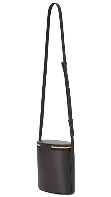 Cuero & Mor Mini Bucket Bag