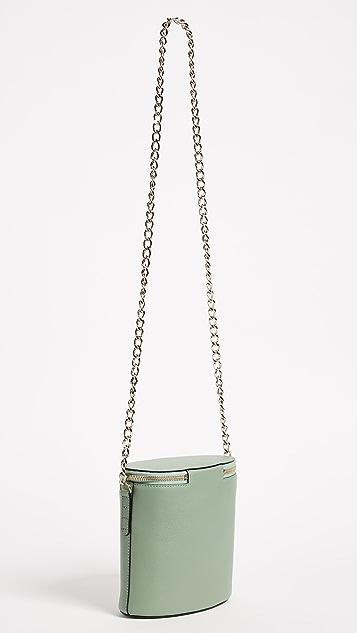 Cuero & Mor Perla Chain Bag