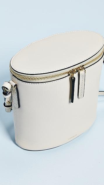 Cuero & Mor Perla Bucket Bag