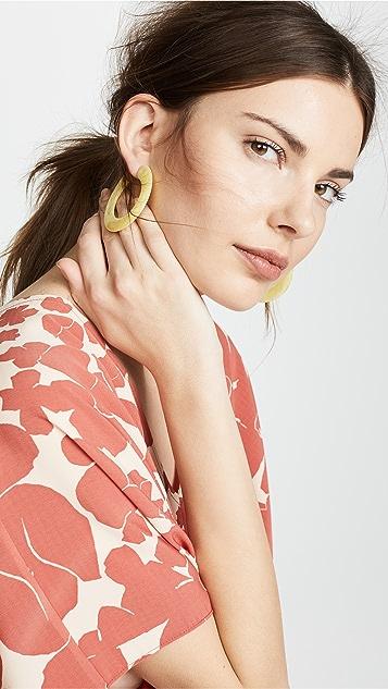 Cult Gaia Mira Earrings