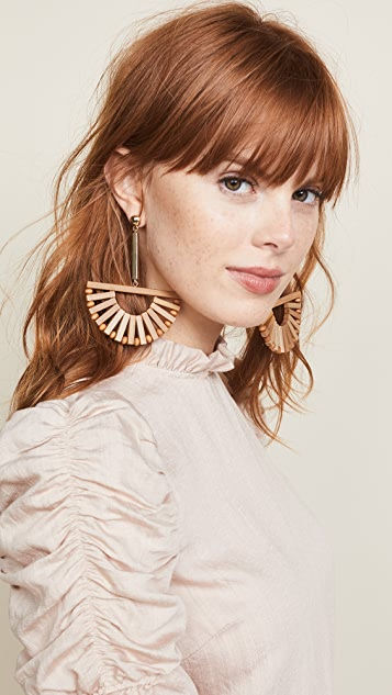 Cult Gaia Ark Earrings