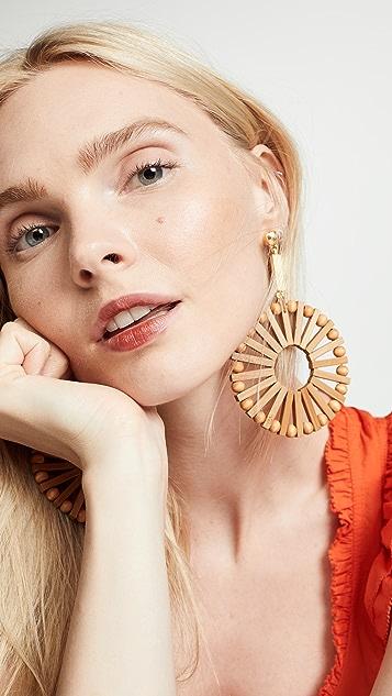 Cult Gaia Eva Earrings