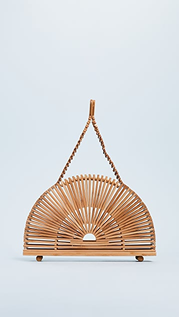 Cult Gaia Small Dome Bag
