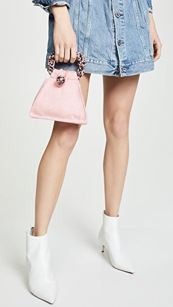 Cult Gaia Миниатюрная сумочка Solene