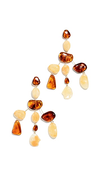 Cult Gaia Sloane Earrings