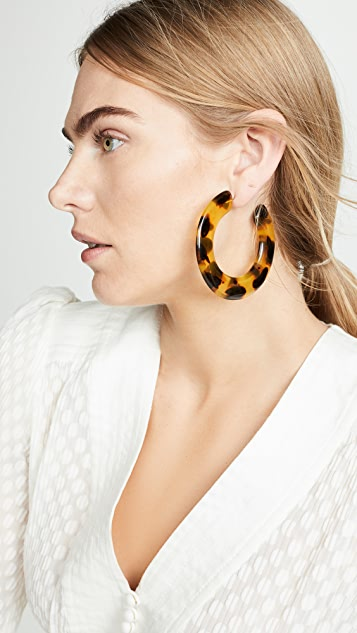 Cult Gaia Kennedy Earrings