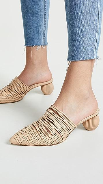 Cult Gaia Pia 穆勒鞋