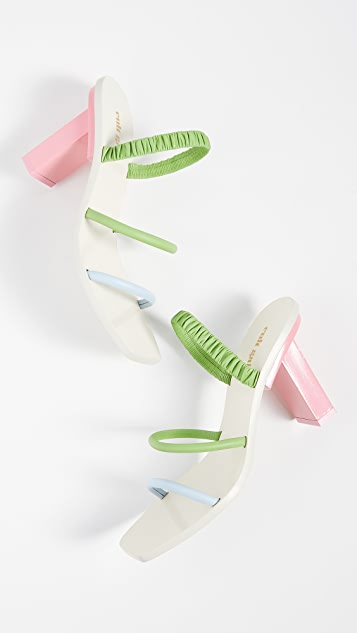 Cult Gaia Туфли на каблуках Kaia