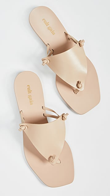 Cult Gaia Tina Sandals