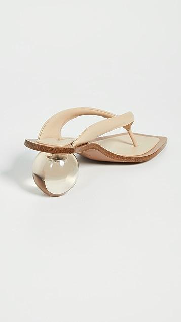 Cult Gaia Jasmine Sandals
