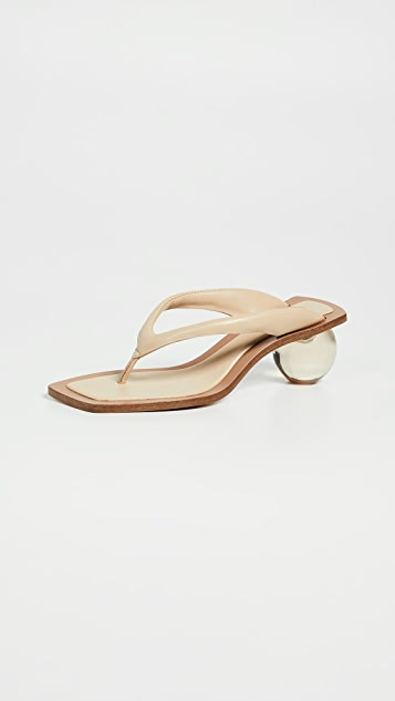 Cult Gaia Jasmine 凉鞋