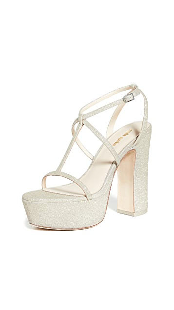 Cult Gaia Angela Heeled Sandals