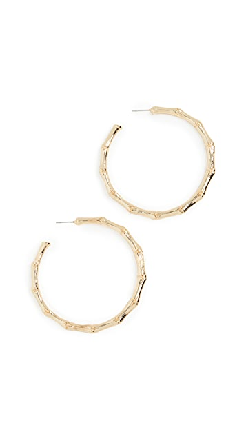 Cult Gaia Bianca Earrings
