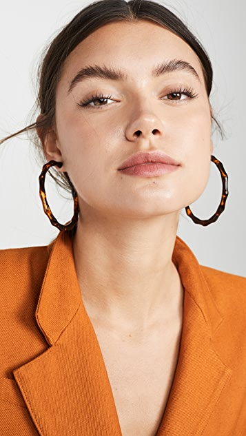 Cult Gaia Bianca Earrings