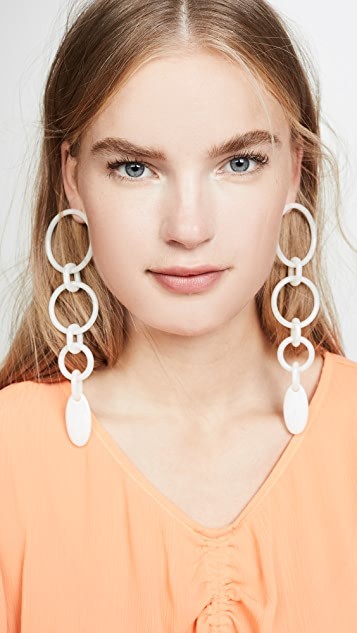 Cult Gaia Odette Earrings