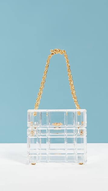 Cult Gaia Phaedra Top Handle Bag