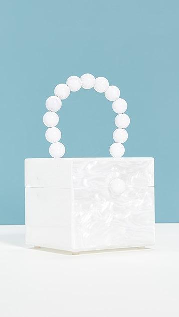 Cult Gaia Eos Box Bag
