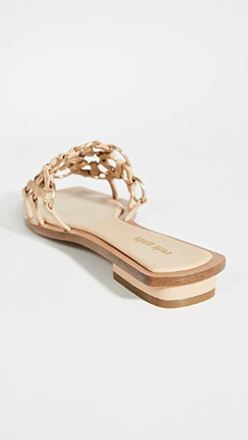 Cult Gaia Bea Sandals