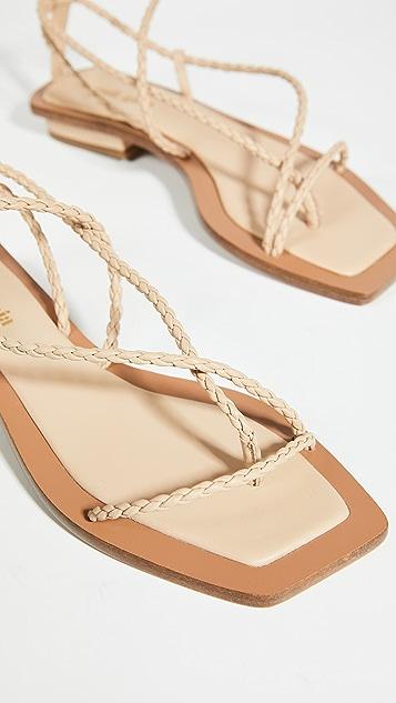 Cult Gaia Juno 凉鞋