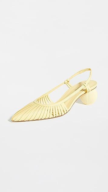 Cult Gaia Alia Slingback Sandals