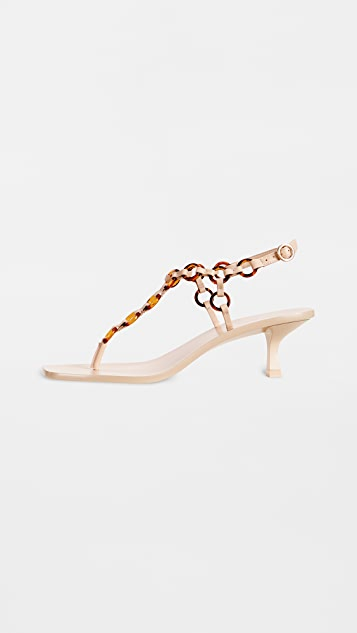 Cult Gaia Caitlyn 高跟凉鞋