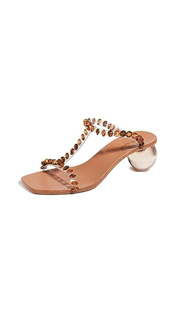 Cult Gaia Clio 高跟凉鞋