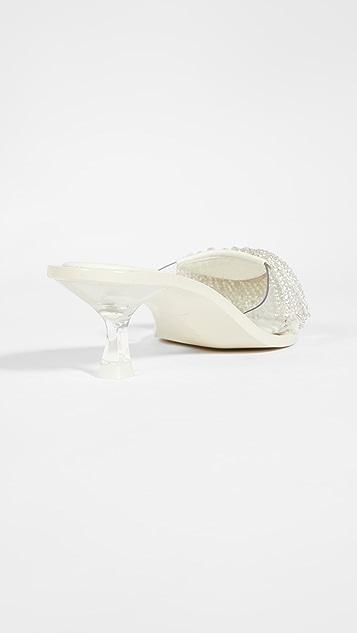 Cult Gaia Uma Heel Sandals