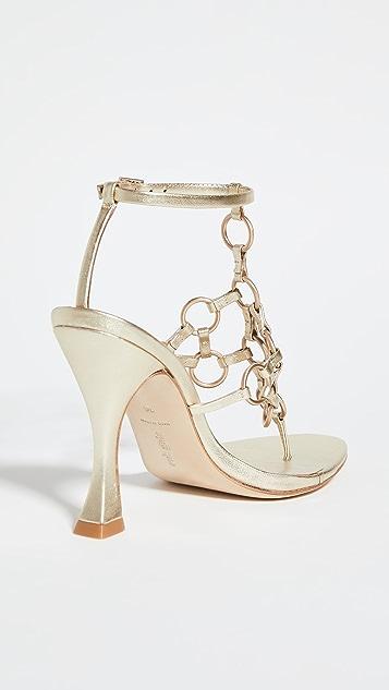 Cult Gaia Athena Heel Sandals