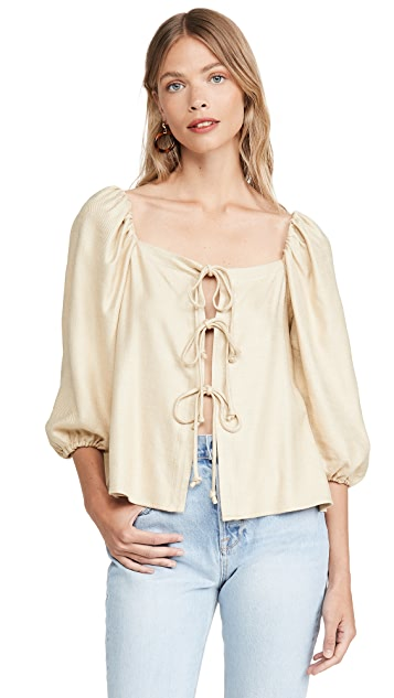 Cult Gaia Aurel Top