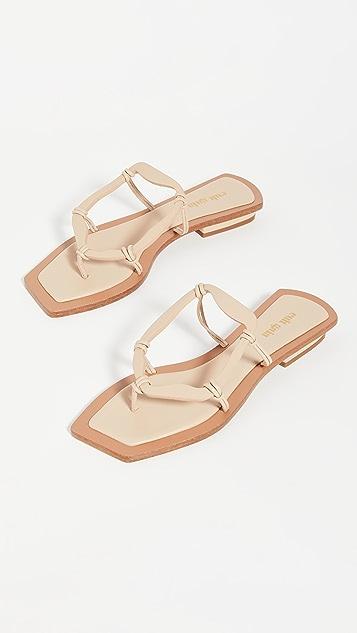 Cult Gaia Iris 凉鞋