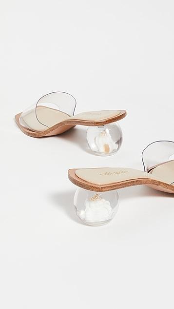 Cult Gaia Tao Shell 凉鞋