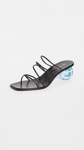 Cult Gaia Cassie 凉鞋