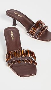 Cult Gaia Janae Sandals