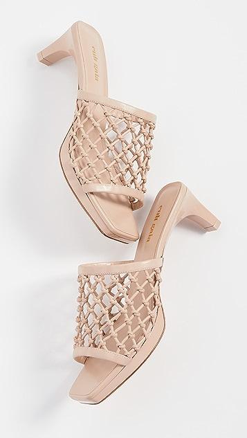 Cult Gaia Sasha 凉鞋