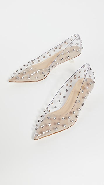 Cult Gaia Roxy 水钻浅口鞋