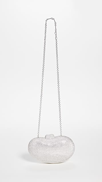 Cult Gaia Tallulah Rhinestone Shoulder Bag